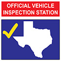 Official Texas Vehicle Inspection Station
